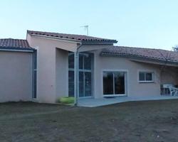 ABRANTES DELMAS - Réquista - Maçonnerie - Maisons & bâtiments